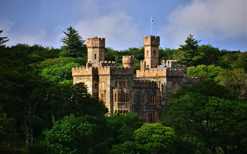 lews castle accommodation