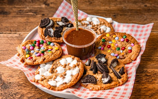 Hickorys Cookies