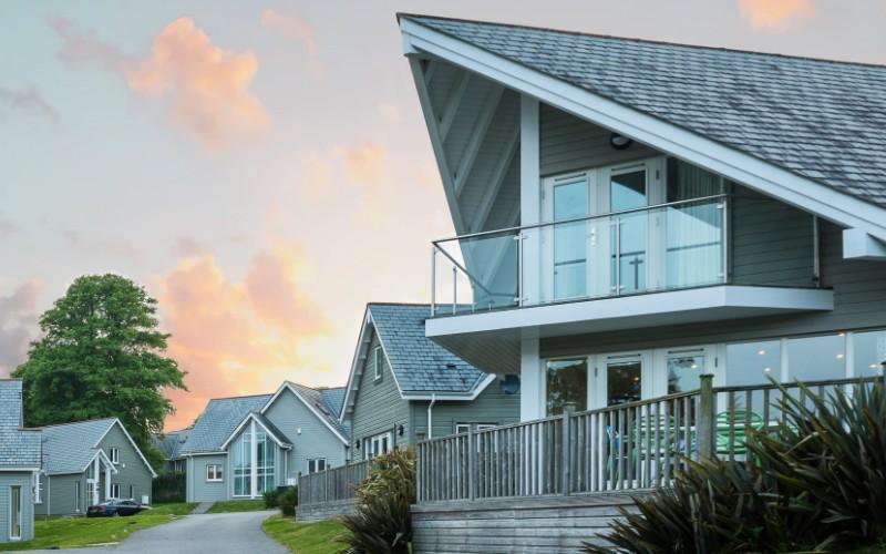 luxury villas cornwall